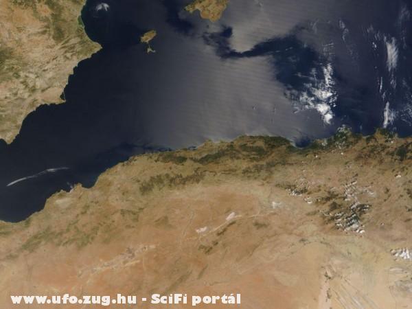 Spanyolország és Algéria