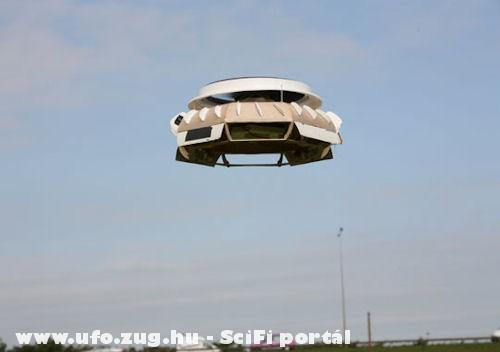 Hoppá! Ufo!