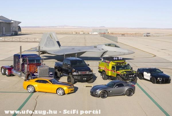 Transformers - The team