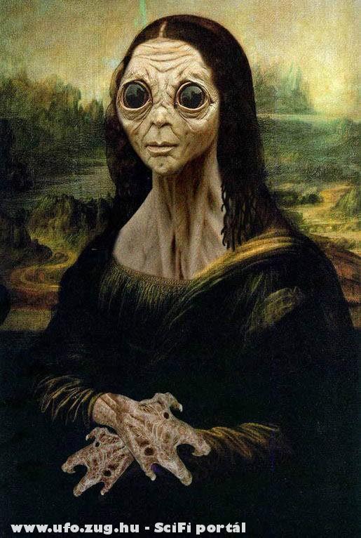 Ufo Lisa