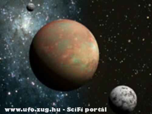 Pluto és a holdjai