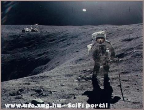 NASA és az Apollo 16 sztory - árnyék és valóság?!