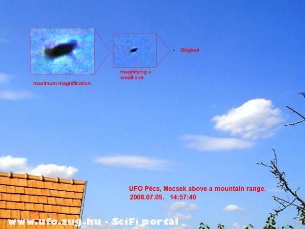 Saját UFO felvétel-1