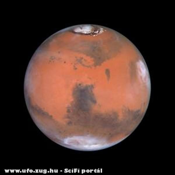 Hubblerõl a Mars bolygó