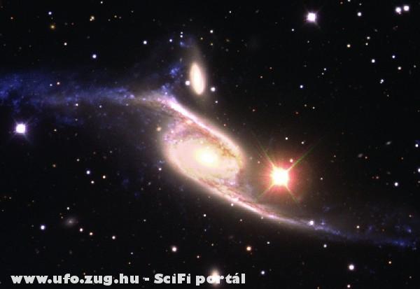 Két galaxis