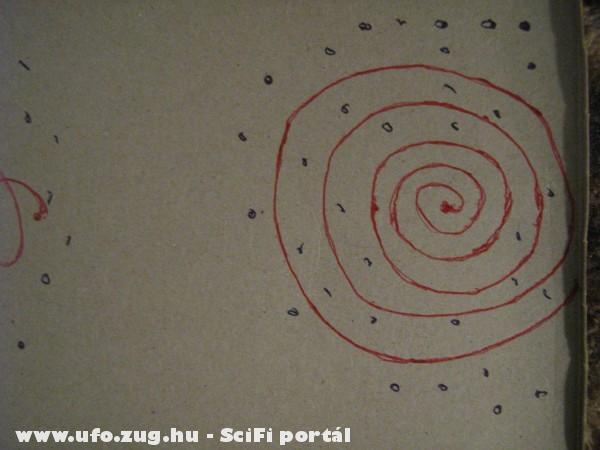 Az Isten megjelenése 1kép,infó Földönkivüli tevékenység.