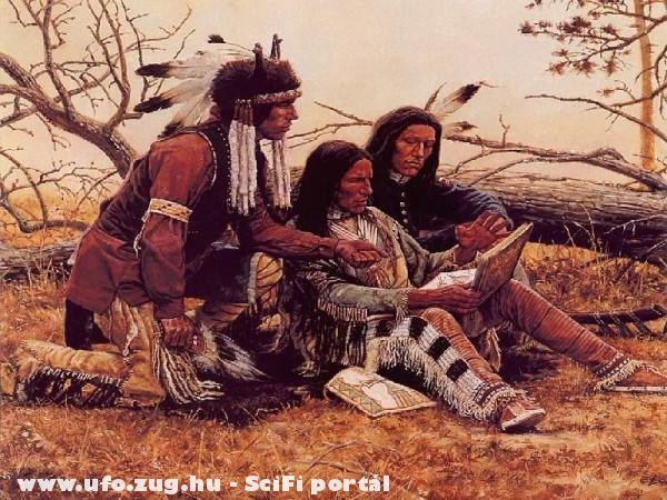 Maja Indiánok
