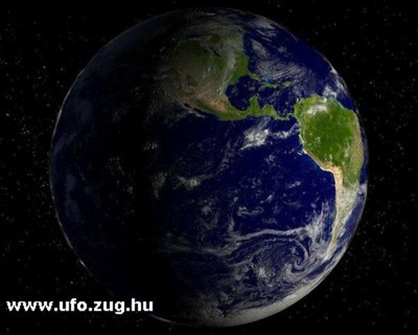 A Föld a világûrbõl