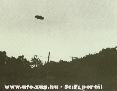 UFO Missouri felett