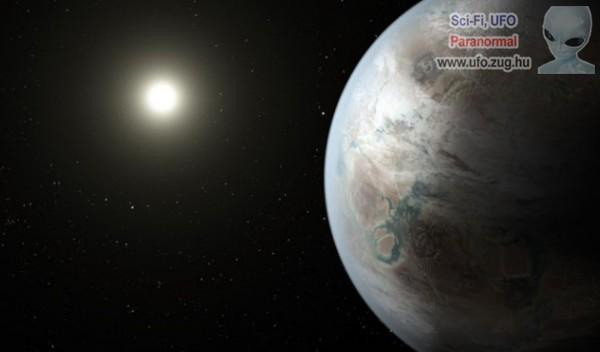 Hattyú csillagképben Föld szerű bolygót látott a Kepler űrtávcső