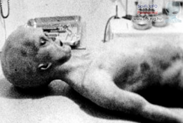 Roswellben lezuhant ufo tetem