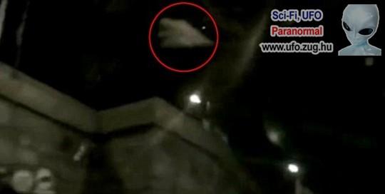 Ufo a moszkvai éjszakában