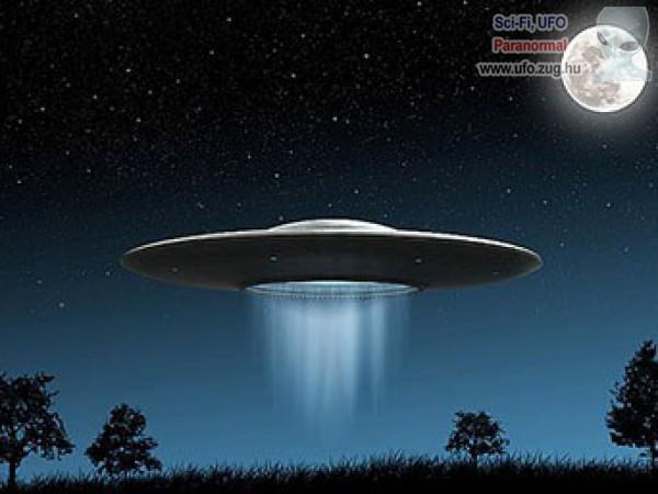 Ufo leszállás