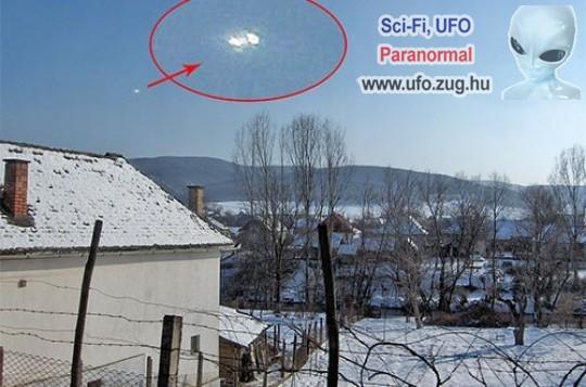 Ufo vagy gömbillám?!