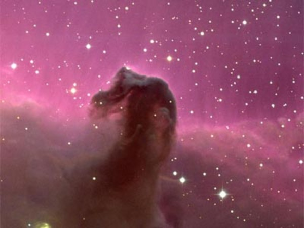 Az Orionnál mindíg köd van