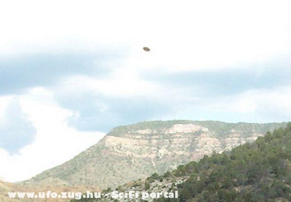 Ufo Arizona felett