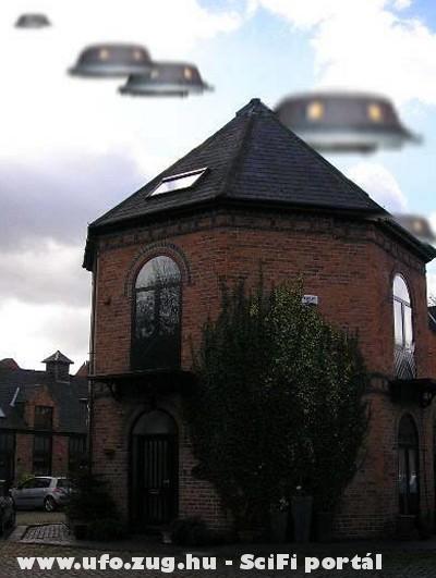 UFO invázió London külvásorában?!