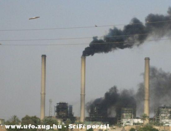 2006 Baghdad, Iraq, UFO az égen