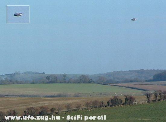 2004 Anglia ufo a mezõ fölött