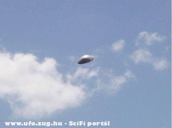 2006 Brazília ufo az égen