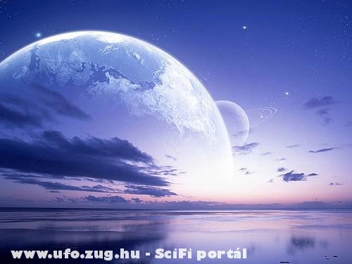 Látkép egy ismeretlen bolygórol