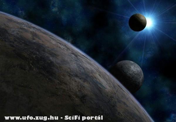 Földünk egy más bólygó szemszögébõl