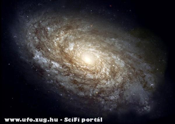 Egy világegyetem a semmi közepén