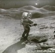 Holdséta - a NASA felvétele