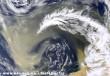 Vihar a Kanári szigetek felett