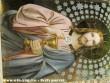 Szentkúti emlék Jézus kezében serleg.