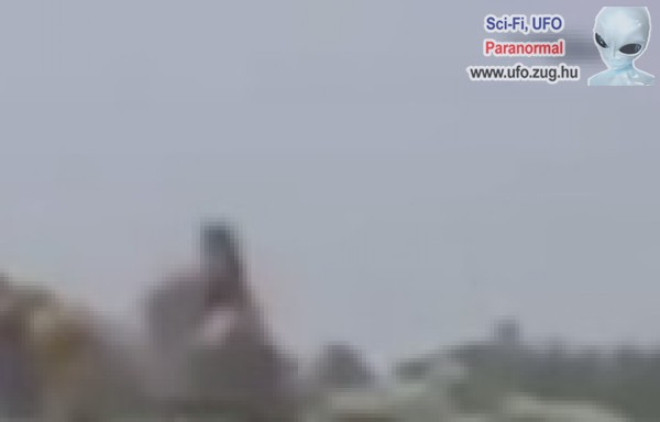 Ufó támadta meg a tálibok táborát? – felvették videóra!